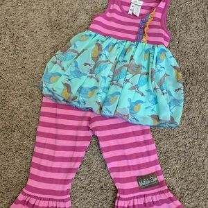 Size 2 Matilda Jane outfit